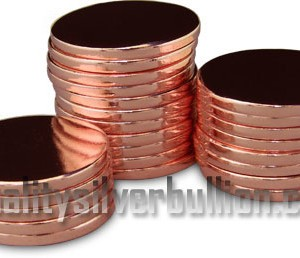 Copper Bullion