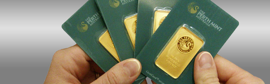 Bullion Gold Bars