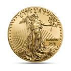 (Random year) 1/4 Oz gold Eagle United States  Front