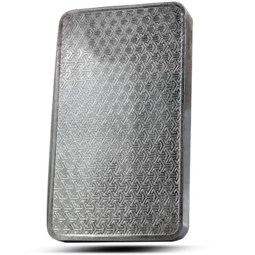 .999 Silver 10 oz Bar Reverse