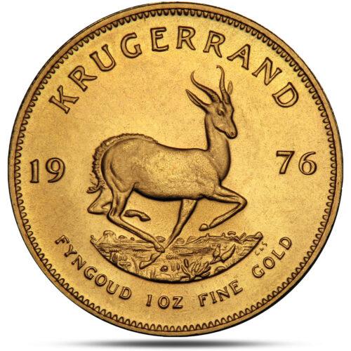 1 oz South African Gold Krugerrand
