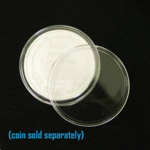 39mm coin capsule