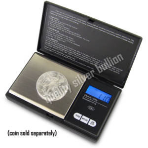 Digital Troy Ounce Scale (Batteries Included)