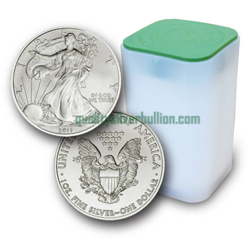 Silver Monster Box - 500 x 2014 American Silver Eagle Dollars
