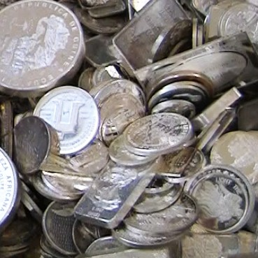 Generic .999+ fine Silver | Cheap Silver Bullion