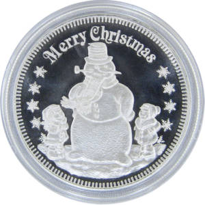 Chistmas Coins