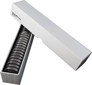 Guardhouse Coin Capsule Box - Holds 50 Medium Capsules