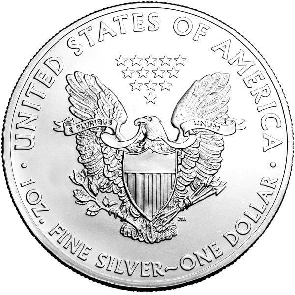 American Eagle Silver Dollar Coins Us Mint Silver Dollar