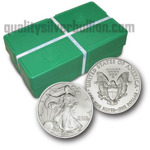 1-oz American Eagle Silver Dollar Coin