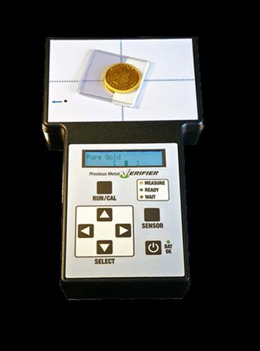 Precious Metal Verifier Testing Kit 3 Optional Tester Wands