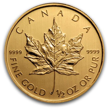 Buy Gold Maple Leaf Coins