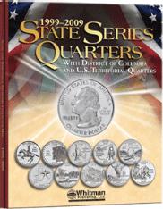 State Series Quarter Folder - Foam