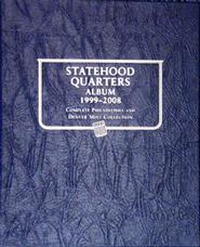 Statehood Quarters Album 1999-2008, P&D
