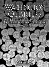 State Quarter Folder Collection P&D 2009 Vol III