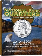 National Park Quarters Folder P&D