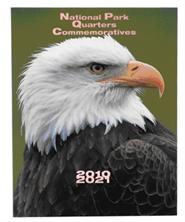 Supersafe National Parks Quarters Album- P&D