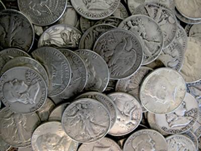 90% Junk Silver Half Dollars | $1 Face Value