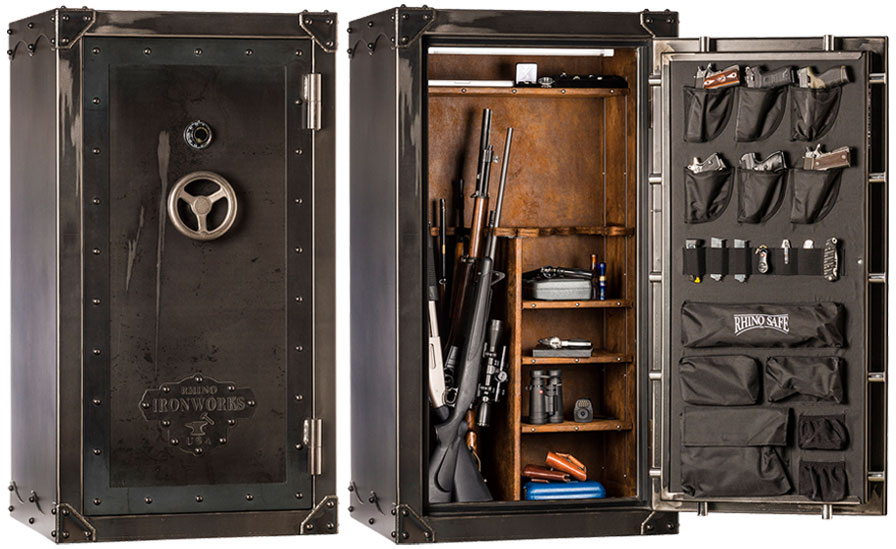 Rhino Iron Works Gun Safe (AIW6033X) FREE SHIPPING