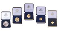 US Mint UNC Coin Boxes