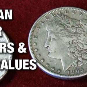 Morgan Silver Dollar Values video thumbnail