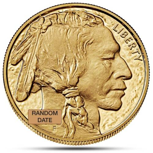 Buy 1 Oz Gold American Buffalo Coins Brilliant Uncirculated