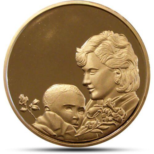 Golden Baby Coin