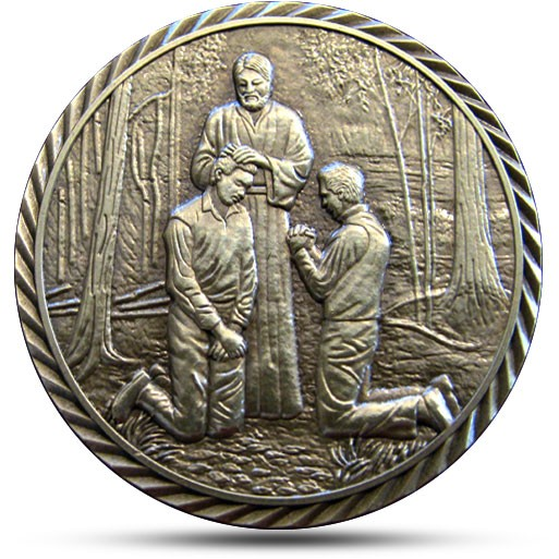 Duty to God Medallion