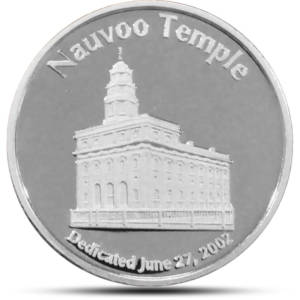 Nauvoo-Temple-Coin-obv-Silver