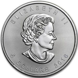 2016 ML silver obv