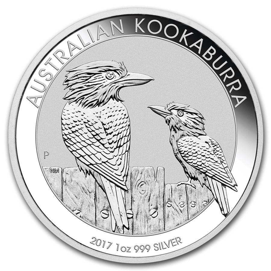 2017 kookaburra obverse